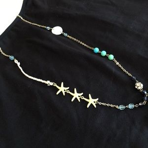 Inspired by the Sea necklace